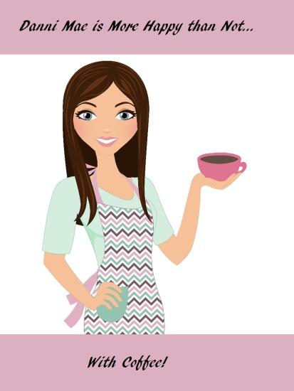 Danni Mae Coffee Tag